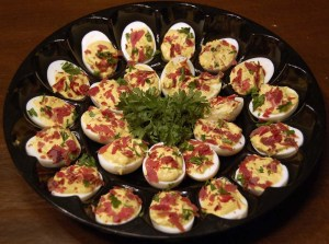 dried beef deviled eggs web